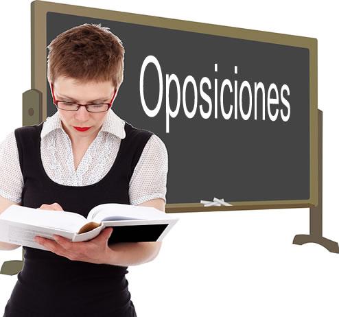 test oposiciones