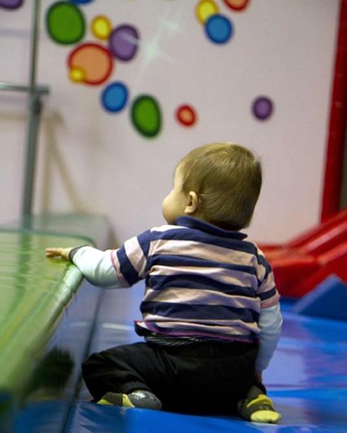 Trabajar como Auxiliar de Jardín de Infancia
