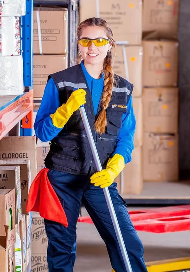 Al buscar trabajo en servicio doméstico o empleada de hogar hay oportunidades