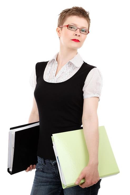como vestirse entrevista