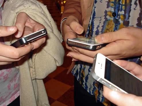 trabajar con aplicaciones moviles