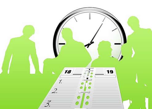 Las ventajas del trabajo temporal