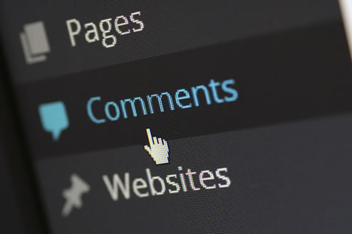 administrar paginas web