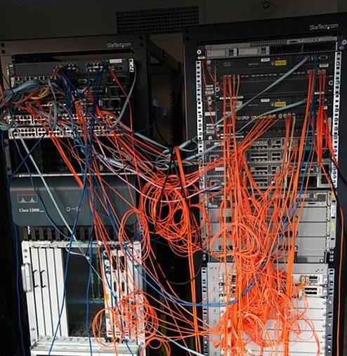 redes y servidores