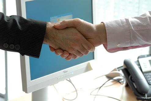 Conocer a los socios en los negocios