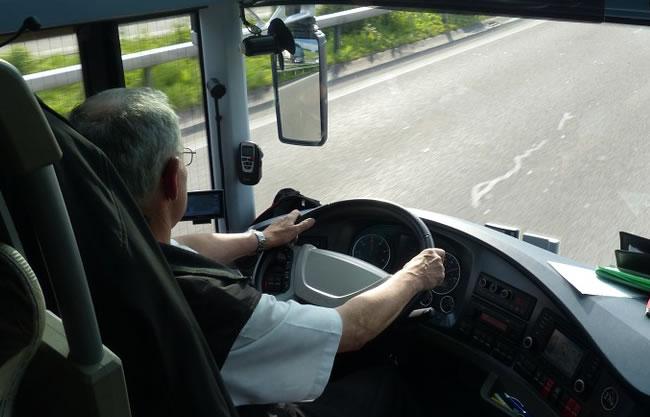 empleo conductores