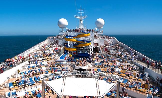 Oferta de trabajo en cruceros