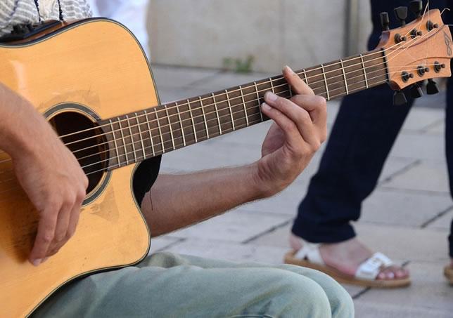 clases de guitarra online gratis