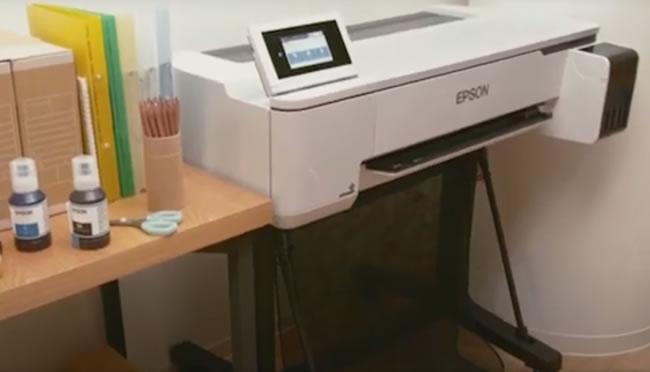 Una impresora dtg para ganar dinero en casa