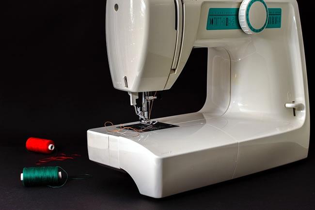 Maquina de coser para casa