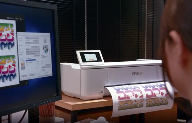 Impresora de gran formato para casa